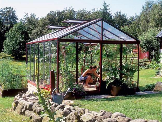 Permessi per costruire una serra nel proprio orto for La serra progetta le planimetrie