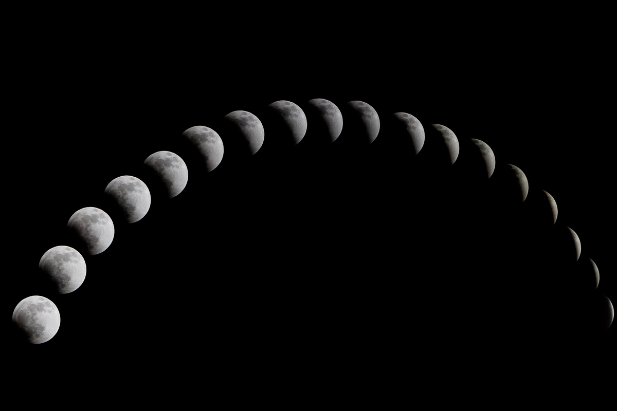 Femmina O Maschio Calendario Lunare.Calendario Lunare La Guida Completa Alle Fasi Lunari 2018